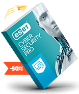 ESET Cyber Security Pro - ΠΡΟΣΦΟΡΑ