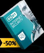 ESET Internet Security - ΠΡΟΣΦΟΡΑ