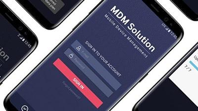 Használjon Mobile Device Management-et és Mobile Application Management-et a mobileszközök központi felügyeletére.