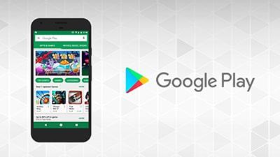 Google Play telepítés