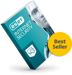 ESET Internet Security, Bestseller box