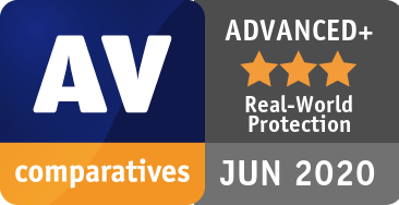 AVC Real world protection June 2020