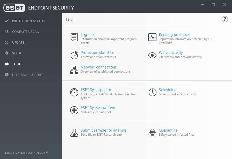 ESET Endpoint Security para Windows | ESET