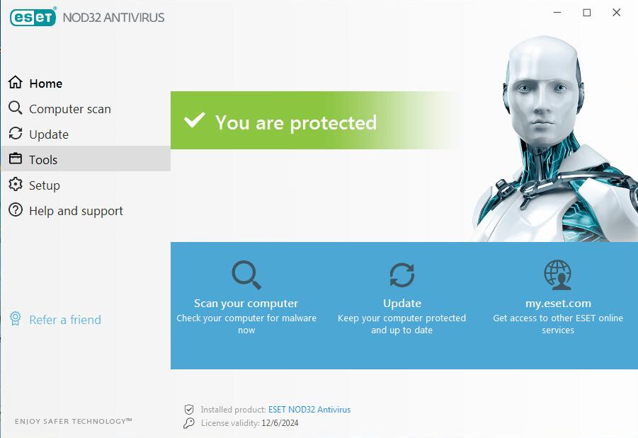 ESET NOD32 Antivirus Crack 14.0.22.0 License Key 2021