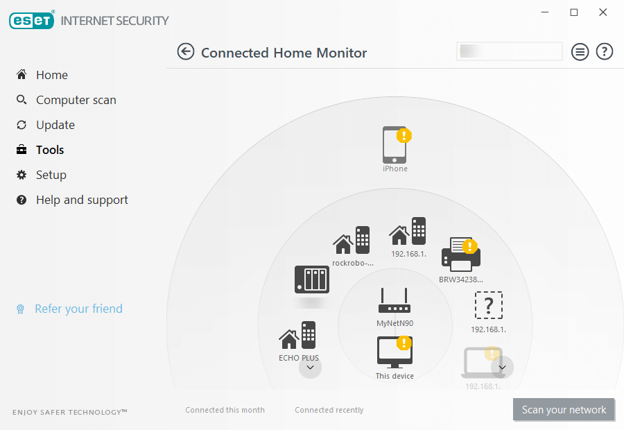 ESET Internet Security for Windows   ESET