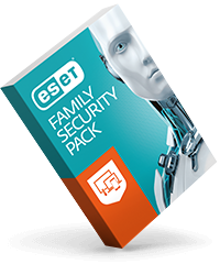 ESET Family Security Pack - box