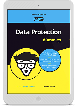Data Protection for Dummies e-book