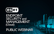 ESET Endpoint Security and Management (cloud)