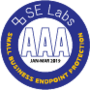 SE Labs Award - Endpoint protection AAA