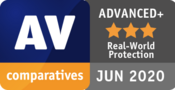 AV Comparatives Real World Protection JUN 2020