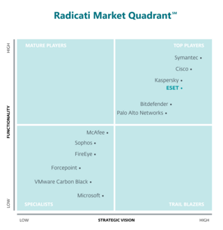 Radicati Advanced Persistent Threat Protection report - scheme