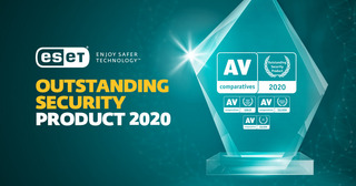 ESET Internet Security recognized with Outstanding Product Award by  AV-Comparatives | ESET